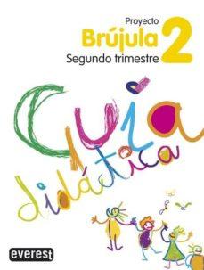 Vinisenzatrucco.it Proyecto Globalizado Brújula Segundo Trimestre 2 Primaria. Guia Didactica Image