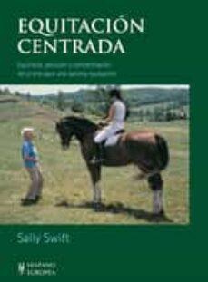 equitacion centrada-sally swift-9788425511967