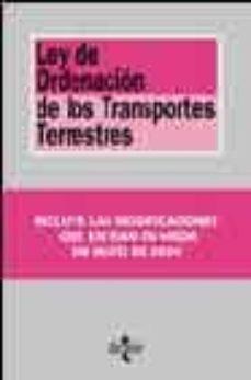 Upgrade6a.es Ley De Ordenacion De Los Transportes Terrestres Image