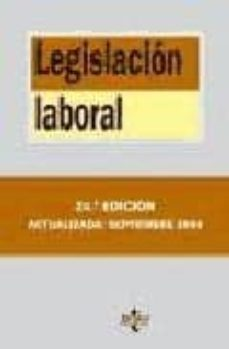 Emprende2020.es Legislacion Laboral (24ª Ed.) Image