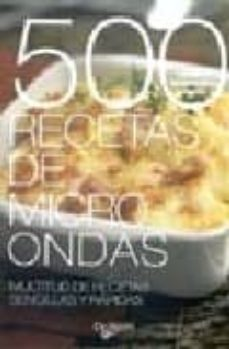 Viamistica.es 500 Recetas De Microondas Image