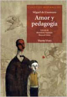 Gratis ebooks descargables en línea AMOR Y PEDAGOGIA RTF ePub iBook in Spanish
