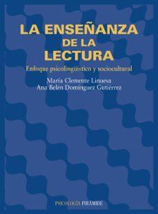 Emprende2020.es La Enseñanza De La Lectura: Enfoque Psicolingüistico Y Sociocultu Ral Image