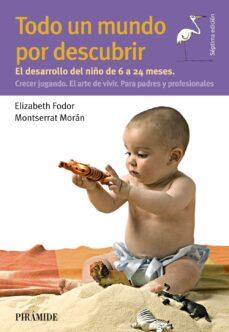 Descargar Reddit Books en línea: TODO UN MUNDO POR DESCUBRIR (7ª ED.)  de ELIZABETH FODOR, MONTSERRAT MORAN (Spanish Edition)