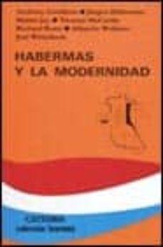 Chapultepecuno.mx Habermas Y La Modernidad Image