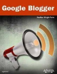Descargar GOOGLE BLOGGER: gratis pdf - leer online