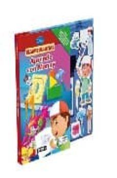 Inmaswan.es Aprende Con Manny: Libro Magnetico Y Borrable (Manny Manitas) Image