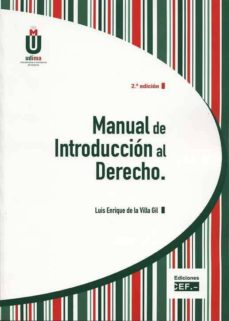 Javiercoterillo.es Manual De Introduccion Al Derecho Image