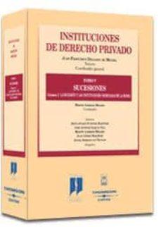 Upgrade6a.es Instituciones De Derecho Privado (T. V): Sucesiones (Vol 1º) Image
