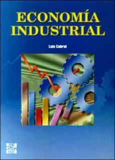 economia industrial-luis cabral-9788448109967