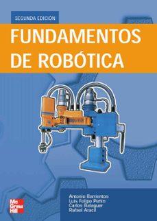 fundamentos de robotica (2ª ed.)-antonio barrientos-9788448156367