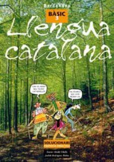 Ojpa.es Llengua Catalana: Basic 3: Solucionari Image