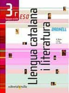 Cdaea.es Oronell Llengua Catalana I Literatura (3 Eso 2on Cicle) Image