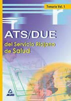 Curiouscongress.es Ats-due Del Servicio Riojano De La Salud: Temario (Vol. I) Image