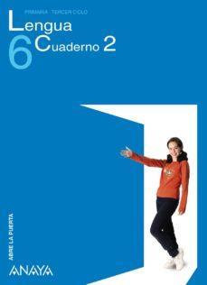 Carreracentenariometro.es Lengua 6. Cuaderno 2 6º Primaria Image