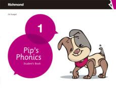 pip s phonics 1 student s packs  infantil-9788466815567