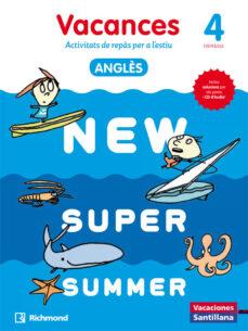 Geekmag.es New Super Summer 4 Sb+cd Catalan Image