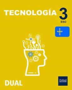 inicia tecnologia 3º eso libro del alumno pack asturias-9788467359367