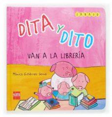Carreracentenariometro.es Dita Y Dito Van A La Libreria Image