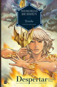 memorias de idhun: despertar. triada  [1ª parte] (comic)-laura gallego garcia-9788467548167