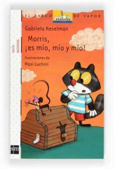 Geekmag.es Morris, ¡Es Mio, Mio Y Mio! Image