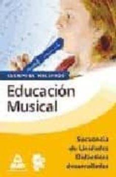 Titantitan.mx Cuerpo De Maestros. Educacion Musical.secuencia De Unidades Didac Ticas Desarrolladas Image