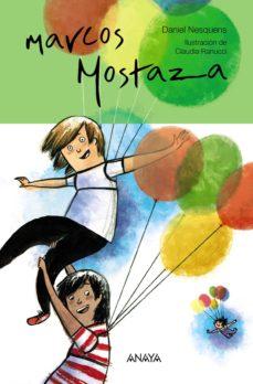 marcos mostaza (ebook)-daniel nesquens-9788469836767