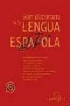 Permacultivo.es Gran Diccionario De La Lengua Española (Cd-rom) Image