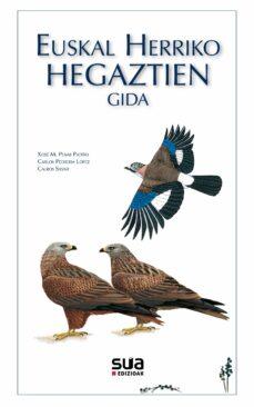 Libros para descargar en mp3 gratis EUSKAL HERRIKO HEGAZTIEN GIDA 9788482167367