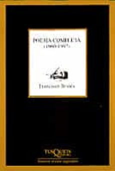 Epub Bud descargar ebook POESIA COMPLETA (1960-1997) de FRANCISCO BRINES 9788483105467 in Spanish