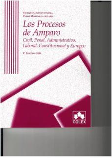 Premioinnovacionsanitaria.es Los Procesos De Amparo ( 3ª Ed.): Civil, Penal, Administrativo, Laboral, Constitucional Image