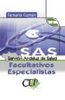 Upgrade6a.es Temario Comun Facultativos Especialistas Del Servicio Andaluz De Salud Sas Image