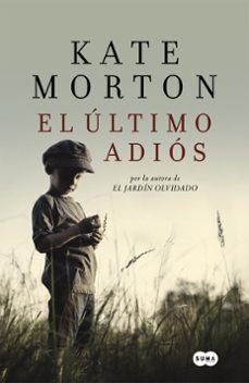 Descargar libros en línea ipad EL ULTIMO ADIOS MOBI 9788483655467