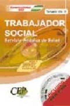 Inmaswan.es Temario Oposiciones Trabajador Social. Vol. Iii. Servicio Andaluz De Salud(sas) Image
