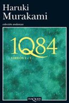 Libros gratis descargas de cd 1Q84 LIBROS 1 Y 2 9788483832967 en español RTF de HARUKI MURAKAMI