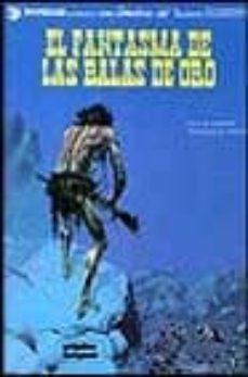 el fantasma balas de oro (blueberry, nº 2) (2ª ed.)-jean michel charlier-jean giraud-9788484315667