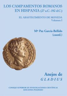 los campamentos romanos en hispania (2 vols.)-m paz garcia-bellido-9788486547967
