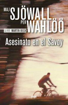asesinato en el savoy-maj sjöwall-per wahlöö-9788490567067