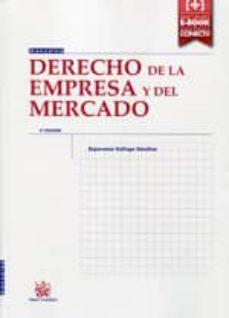 Canapacampana.it Derecho De La Empresa Y Del Mercado (3ª Ed.) Image