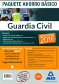 Paquete Ahorro Básico Guardia Civil 2015 Libro Pdf Descargar Gratis Pdf Collection