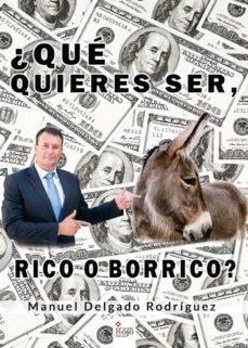Premioinnovacionsanitaria.es ¿Que Quieres Ser Rico O Borrico? Image