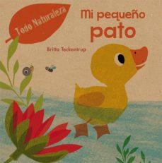 mi pequeño pato-britta teckentrup-9788491450467