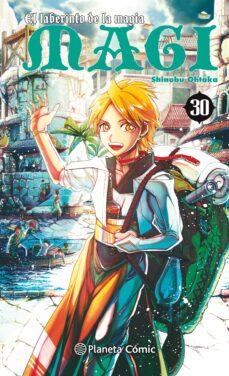 Descargar Ebook para Mac gratis MAGI EL LABERINTO DE LA MAGIA Nº 30/37 in Spanish  de SHINOBU OHTAKA 9788491735267