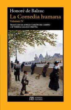 Ebooks descargables gratis para mp3s LA COMEDIA HUMANA (VOL.IV) de HONORE DE BALZAC