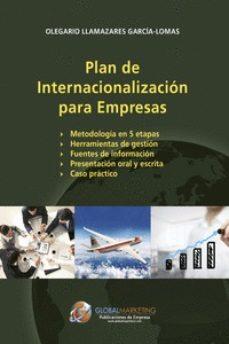 plan de internacionalizacion para empresas-olegario llamazares garcia-lomas-9788494477867