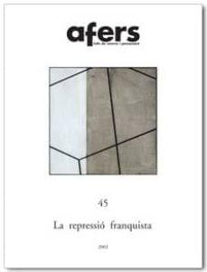 Bressoamisuradi.it Afers 45: La Repressio Franquista Image