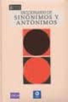 Cdaea.es Diccionario De Sinonimos Y Antonimos: Biblioteca Breve Image
