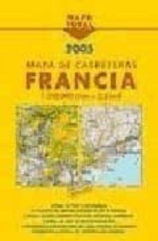 Ojpa.es Mapa De Carreteras De Francia (1:250000) Image
