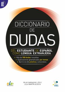 Descargar libros completos de google books gratis DICCIONARIO DE DUDAS A2-B2 (Literatura española) 9788497783767