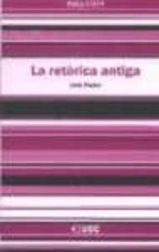 Chapultepecuno.mx La Retorica Antiga (Vull Saber Nº70) Image